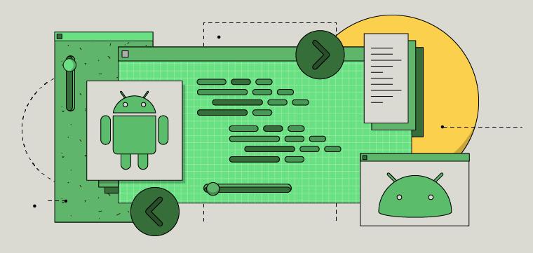 مشکلات طراحی اپلیکیشن اندروید